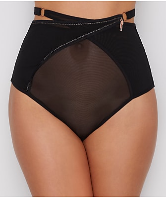 Scantilly by Curvy Kate Unzipped High-Waist Brief