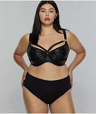 Scantilly by Curvy Kate Harnessed Padded Underwire Demi Bra