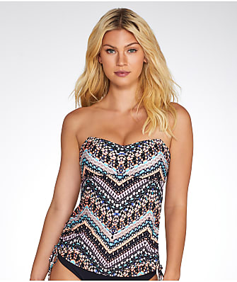 Seafolly Indian Summer Bandini Top C-D Cups
