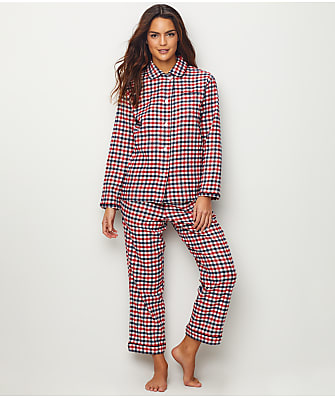 Sleepy Jones Bishop Woven Pajama Set