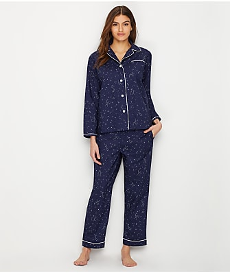 Sleepy Jones Bishop Constellation Woven Pajama Set