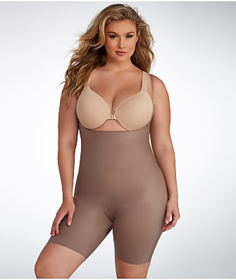 SPANX Two Timing Medium Control Reversible Bodysuit Plus Size