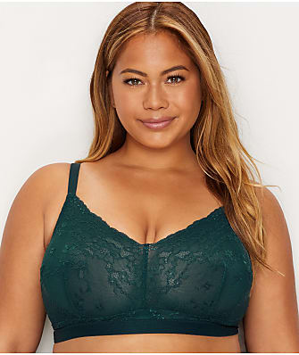 SPANX Plus Size Lace Collection Bralette