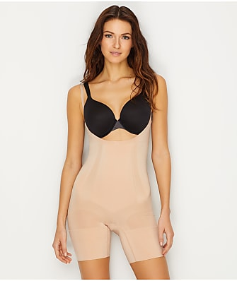 SPANX OnCore Firm Control Open-Bust Bodysuit