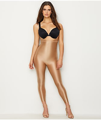 SPANX Suit Your Fancy Medium Control Open Bust Catsuit