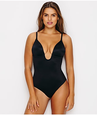 SPANX Suit Your Fancy Convertible Thong Bodysuit