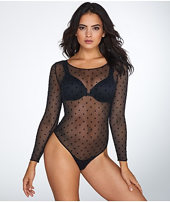 SPANX Sheer Fashion Bodysuit