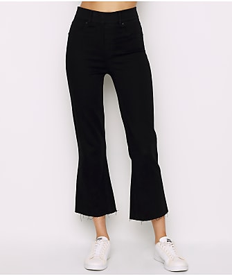 SPANX Medium Control Cropped Denim Flare Capri