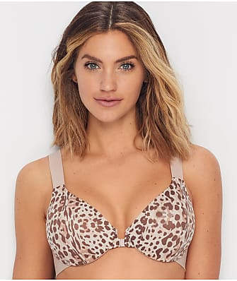 SPANX Bra-llelujah Front-Close T-Shirt Bra