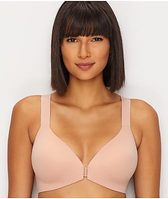 Wire-Free Front-Close Bra 40a5fd339