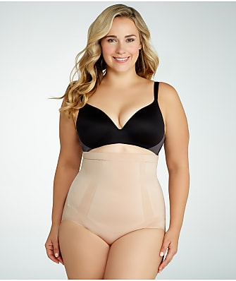 SPANX Plus Size OnCore Firm Control High-Waist Brief