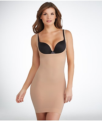 SPANX Shape My Day Medium Control Open-Bust Full Slip