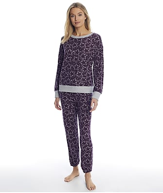 Splendid Festival Sweater Knit Pajama Set