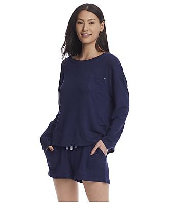 Splendid Pullover Short Knit Pajama Set