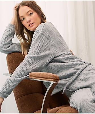 Splendid Ellie Cable Knit Pajama Set