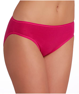 St. Eve Invisible Cotton Hi-Cut Brief