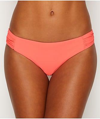 Sunsets Bright Guava La Femme Fatale Bikini Bottom