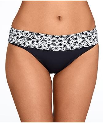 Sunsets Casablanca Banded Bikini Bottom