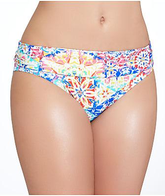 Sunsets Mambo Banded Bikini Bottom
