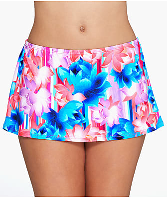 Sunsets Lotus Skirted Bikini Bottom