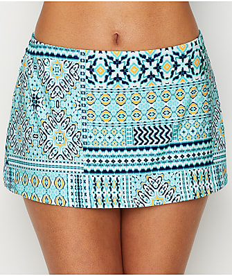 Sunsets Majorca Kokomo Skirted Bikini Bottom
