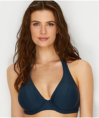 Sunsets Slate Muse Bikini Top E-H Cups
