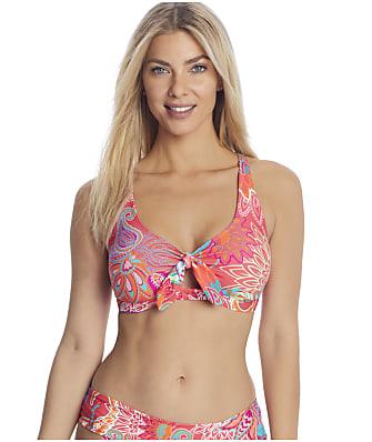 Sunsets Island Bliss Brandi Bralette Bikini Top