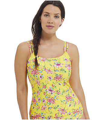 Sunsets Golden Hour Taylor Underwire Tankini Top