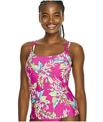 Sunsets Orchid Oasis Taylor Underwire Tankini Top
