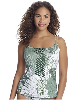 Sunsets Palm Grove Taylor Underwire Tankini Top