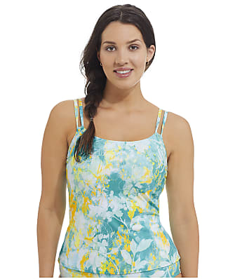 Sunsets Sea Haven Taylor Underwire Tankini Top