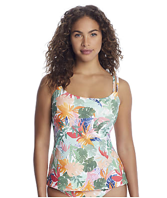 Sunsets Serendipity Taylor Underwire Tankini Top