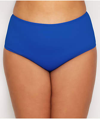 41939d0d82d Sunsets Plus Size Imperial Blue The High Road Bikini Bottom