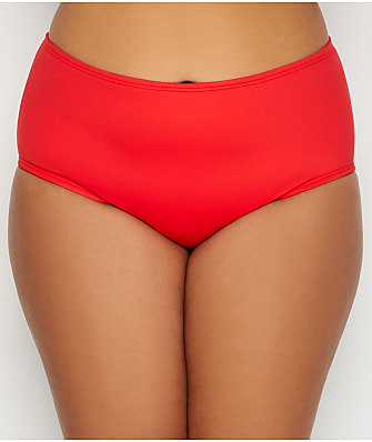 Sunsets Plus Size Scarlet The High Road Bikini Bottom