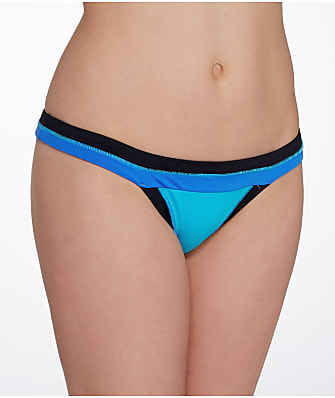 Swim Systems Block Party Spliced Bikini Bottom