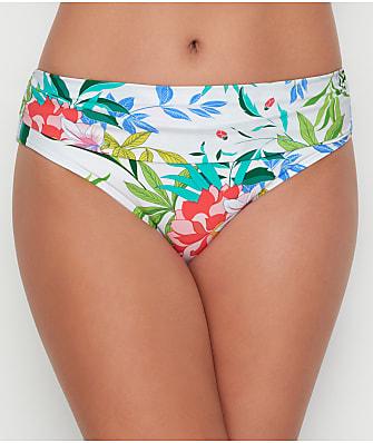 Swim Systems Coastal Garden Banded Bikini Bottom