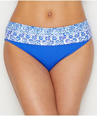 Swim Systems Dream On Aloha Banded Bikini Bottom