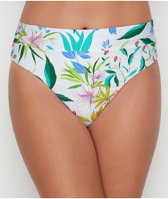 Swim Systems Coastal Garden High-Waist Bikini Bottom