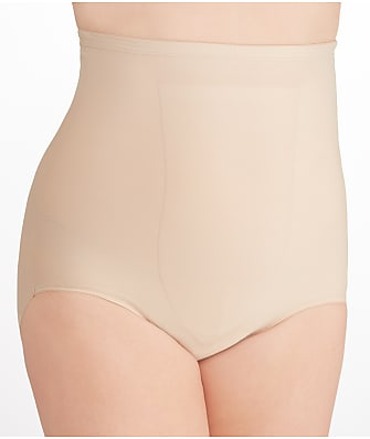 TC Fine Intimates Plus Size Medium Control High-Waist Brief