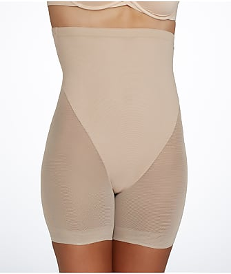 TC Fine Intimates Sheer Shaping Firm Control High-Waist Shaper
