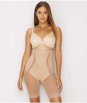 TC Fine Intimates Middle Manager Firm Control High-Waist Thigh Slimmer