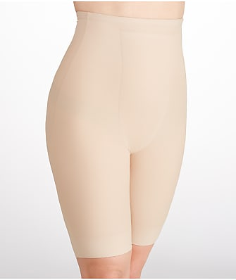 TC Fine Intimates Medium Control High-Waist Thigh Slimmer Plus Size