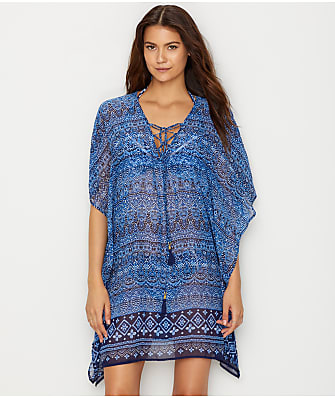 Tommy Bahama Cowrie Diamond Swim Cover-Up