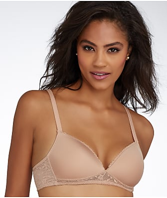 Triumph Endearing Lace Wire-Free T-Shirt Bra A-B Cups