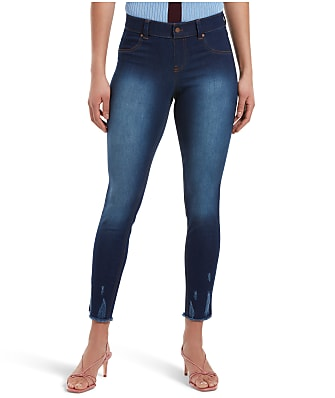HUE Denim Skimmer Leggings