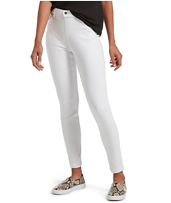 HUE High-Waist Denim Leggings