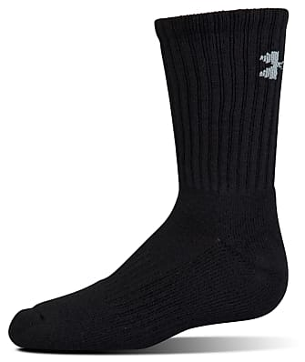 Under Armour Charged Cotton Crew Socks 6-Pack