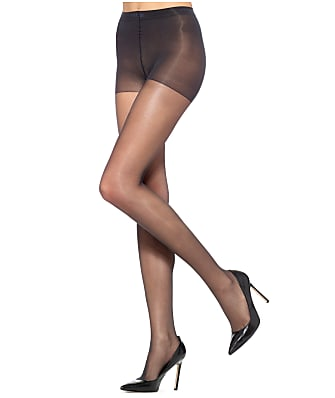 HUE Essential Solutions Age Defiance Control Top Pantyhose