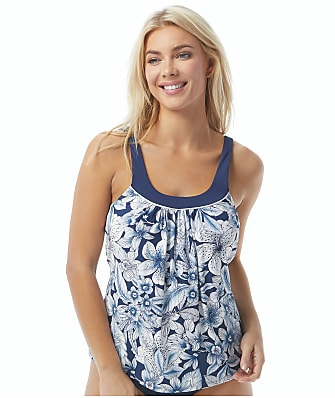 Coco Reef Botanical Oasis Underwire Tankini Top