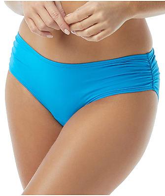 Coco Reef Classic Solid Shirred Bikini Bottom